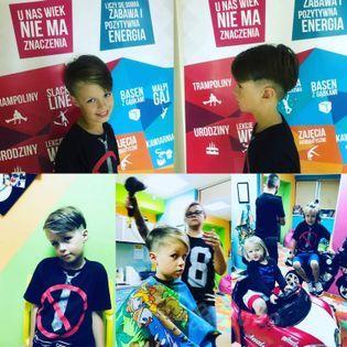 Strzyżenie dzieci Bydgoszcz
