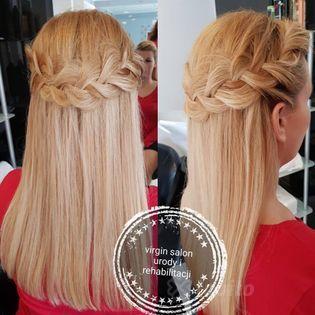 Modelowanie i czesanie włosów Chmielowice