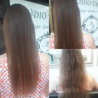 Prostowanie włosów Warszawa