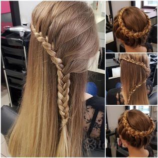 Modelowanie i czesanie włosów Gliwice