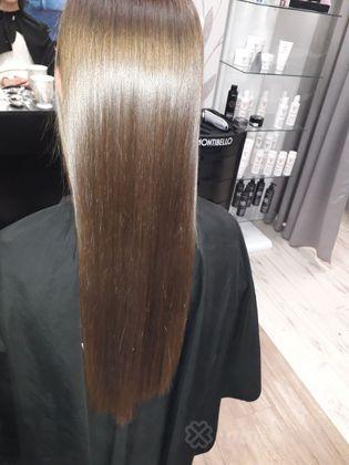 Prostowanie włosów Konin