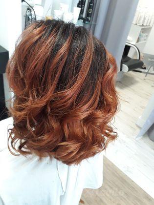 Koloryzacja i farbowanie włosów Konin