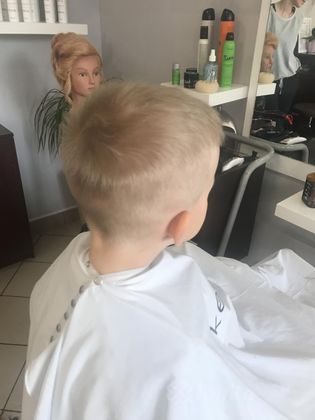 Strzyżenie dzieci Katowice