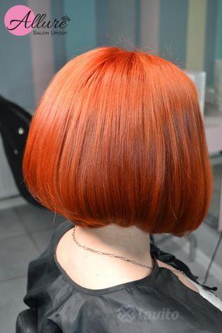 Koloryzacja i farbowanie włosów Łódź