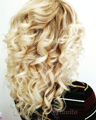 Modelowanie i czesanie włosów Rymanów