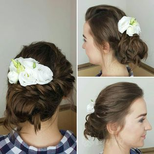 Modelowanie i czesanie włosów Łódź