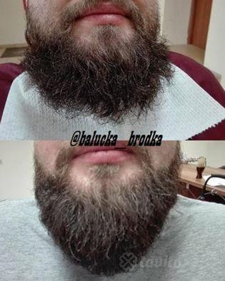 Strzyżenie brody i wąsów Łódź